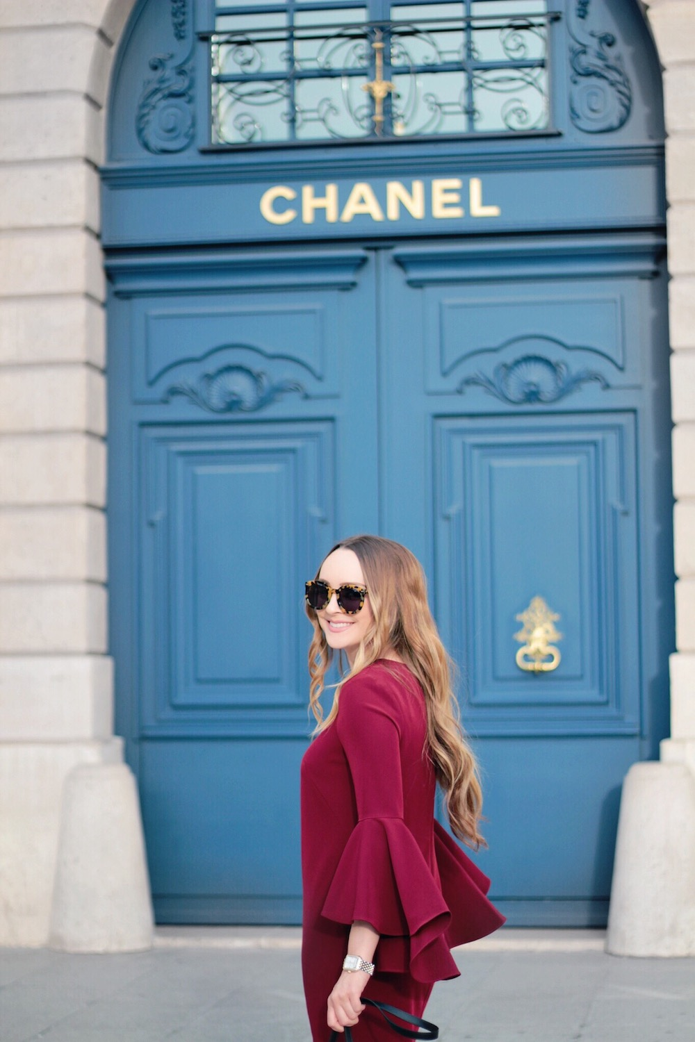 chanel doors place vendome paris rachel puccetti