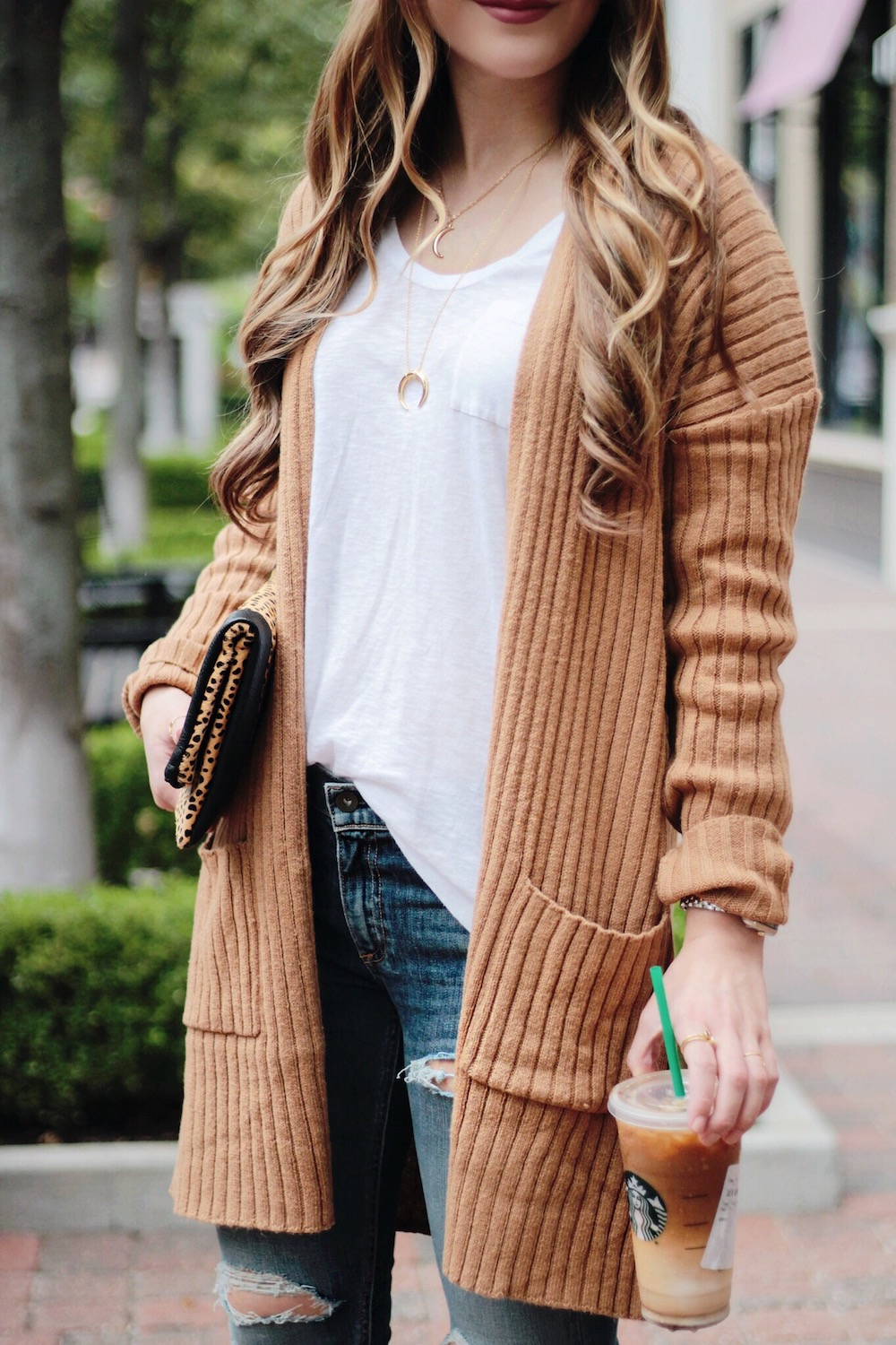 outfit inspiration sweater style rachel puccetti