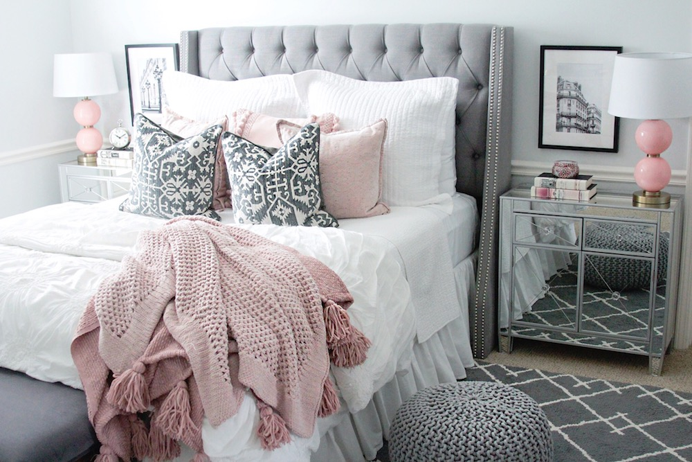 room inspiration fashion blogger rachel puccetti between two coasts