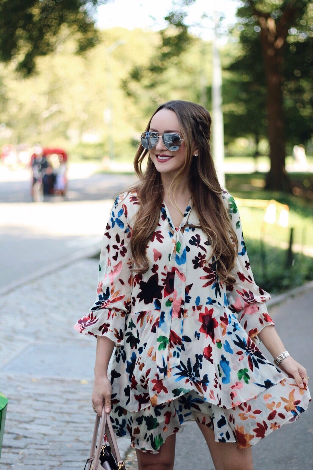central park outfit rachel puccetti between two coasts
