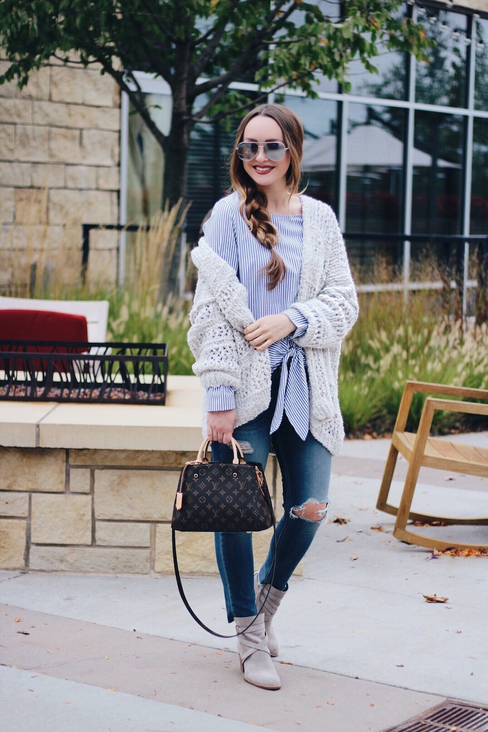 fall layering outfit ideas rachel puccetti