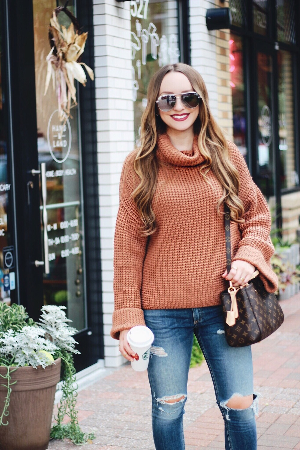 free people sweater fall rachel puccetti between two coasts