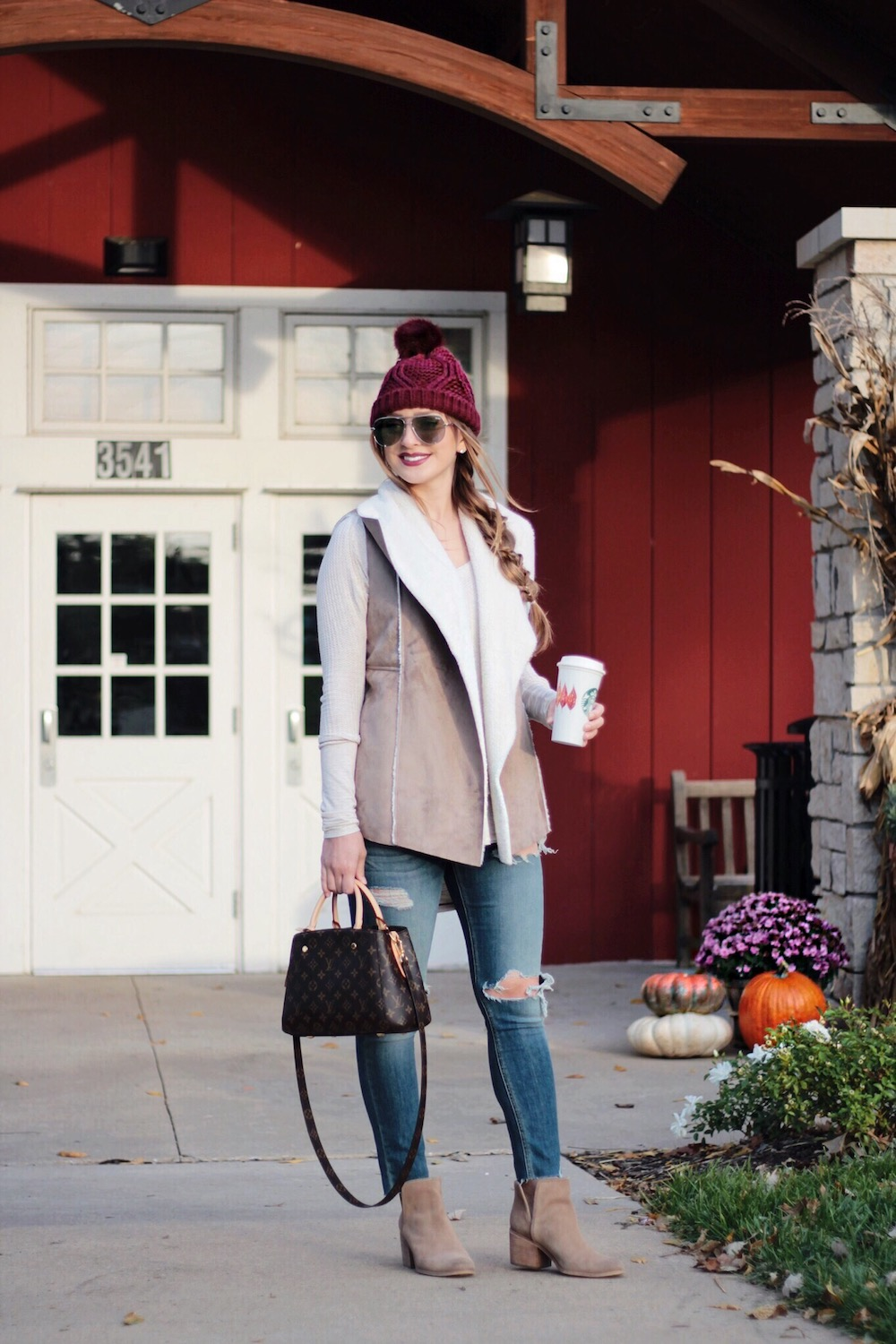 fall outfit layers rachel puccetti between two coasts
