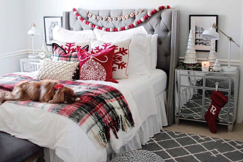 christmas room decor inspiration rachel puccetti between two coasts