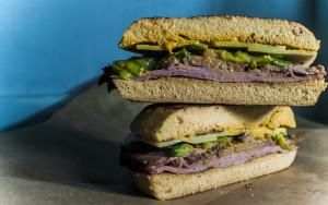 Paleo Chino Sandwich