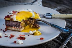 Enhanced Paleo Breakfast Sandwich