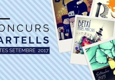 Alfonso Giménez guanya el concurs del cartell de Festes 2017