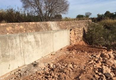 La Generalitat repara el Pantà de Betxí