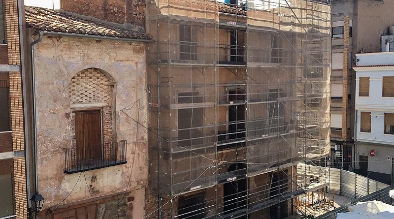 La Generalitat destina 190.000€ per la Palau Castell de Betxí a través dels fons FEDER