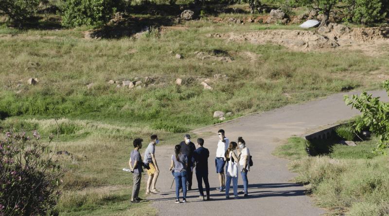 """La xerrada """"El riu Sec actiu de sostenibilitat per a Betxí"""" afiança la bona sintonia amb la Confederació Hidrogràfica del Xúquer per a la restauració de l'ecosistema fluvial"""