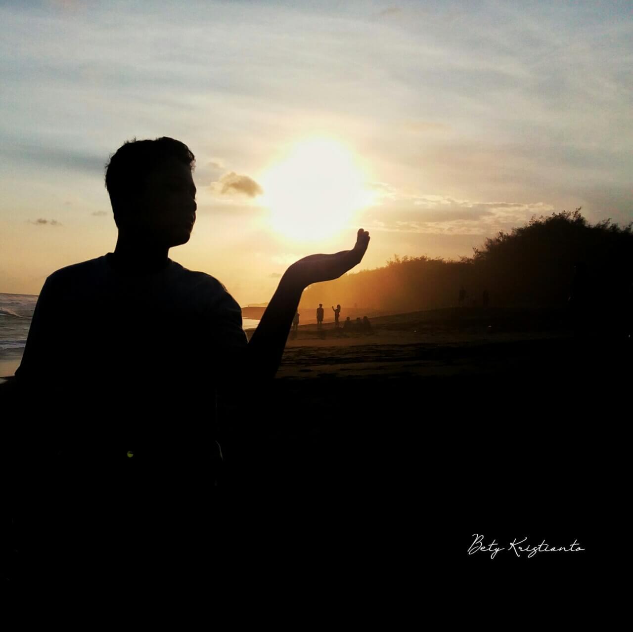 Pantai Goa Cemara Jogja