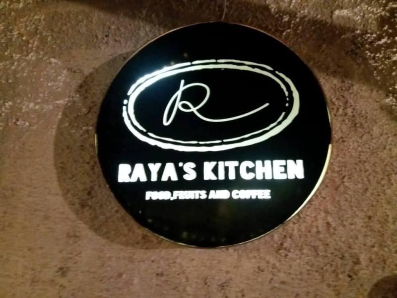Raya's Kitchen & Coffee, Tempat Nongkrong Instagramable yang Cocok untuk Keluarga