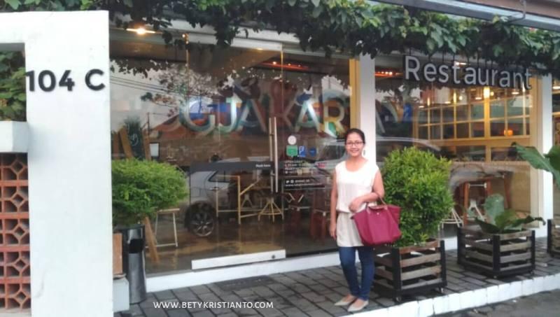 [REVIEW] Lokal Resto Jogjakarta