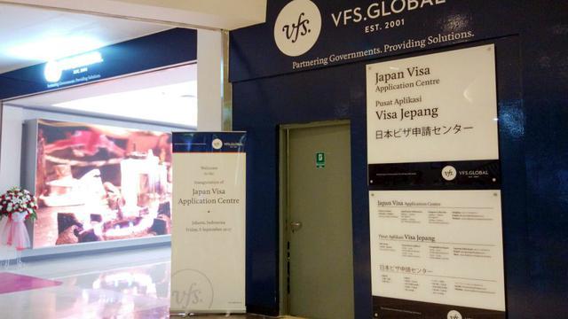 Japan Visa Application Centre