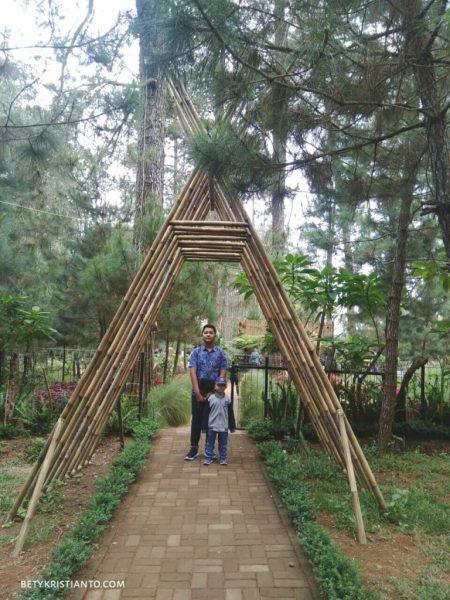 Orchid forest Cikole Lembang Bety Kristianto