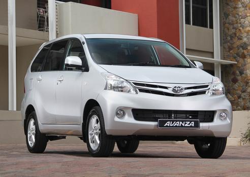 Toyota Avanza dan Spesifikasinya yang Menarik