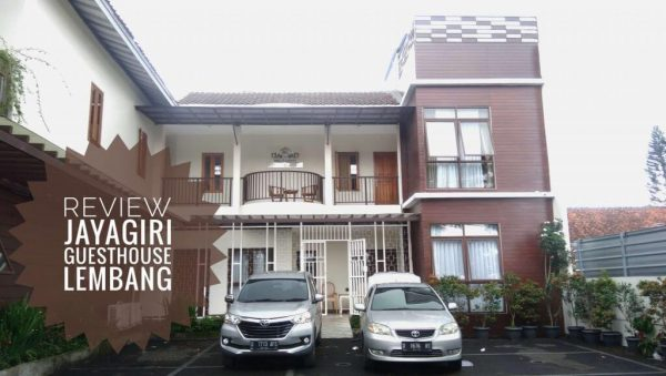Jayagiri guest house Lembang