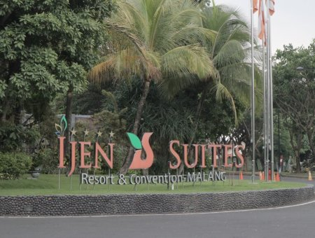 Ijen Suites resort and Convention Malang