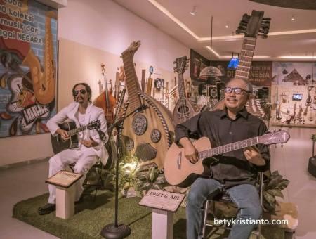 Museum Musik Dunia Bety Kristianto