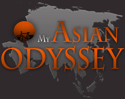 Veloreise My Asian Odyssey | Betzgi's Veloreisen