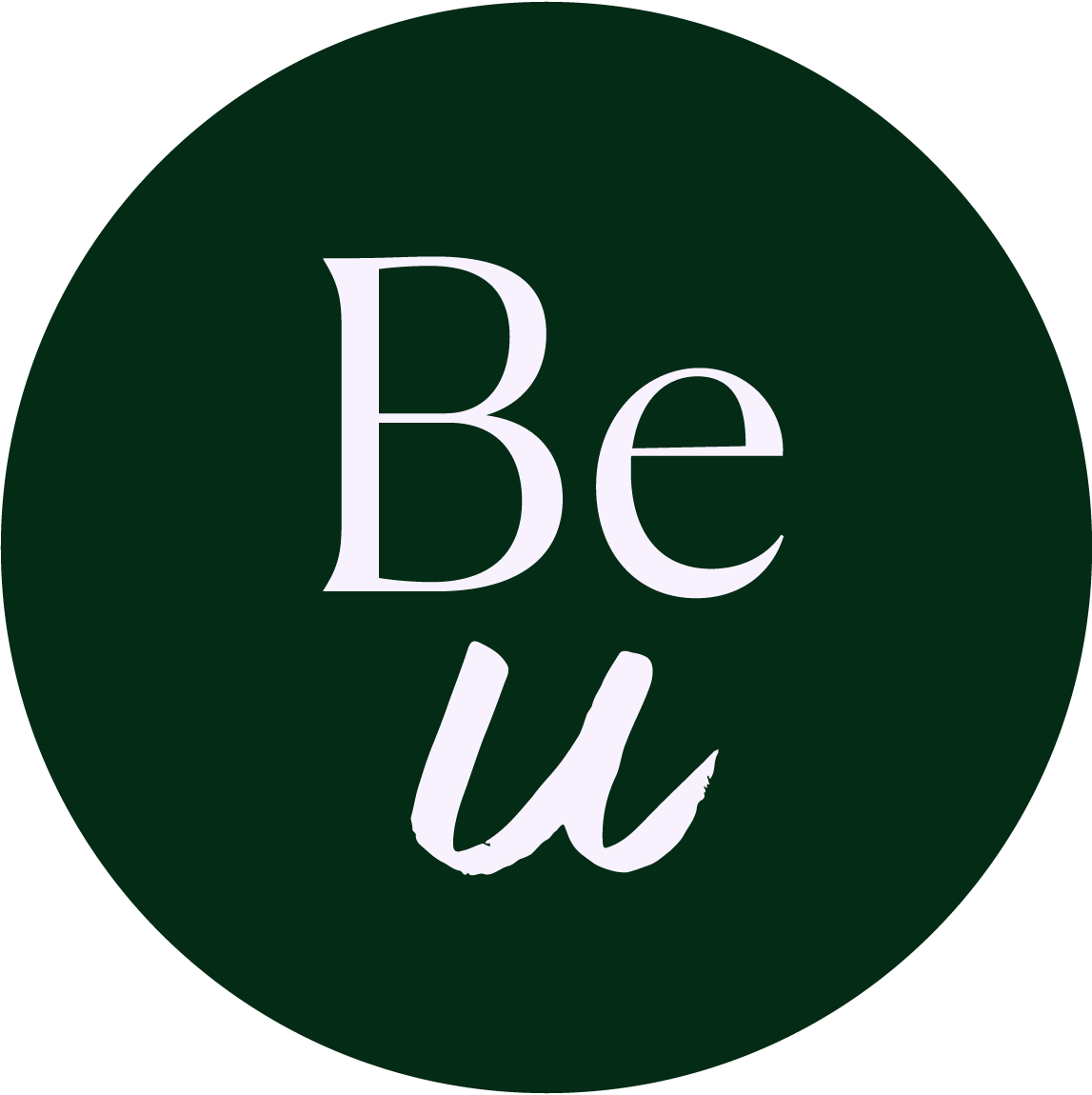 Logo Be-u Cosmétiques