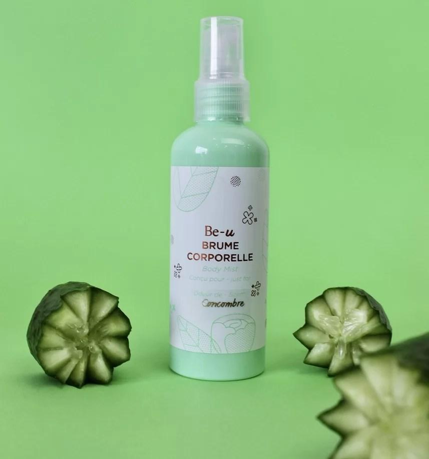 Body Mist – Cucumber
