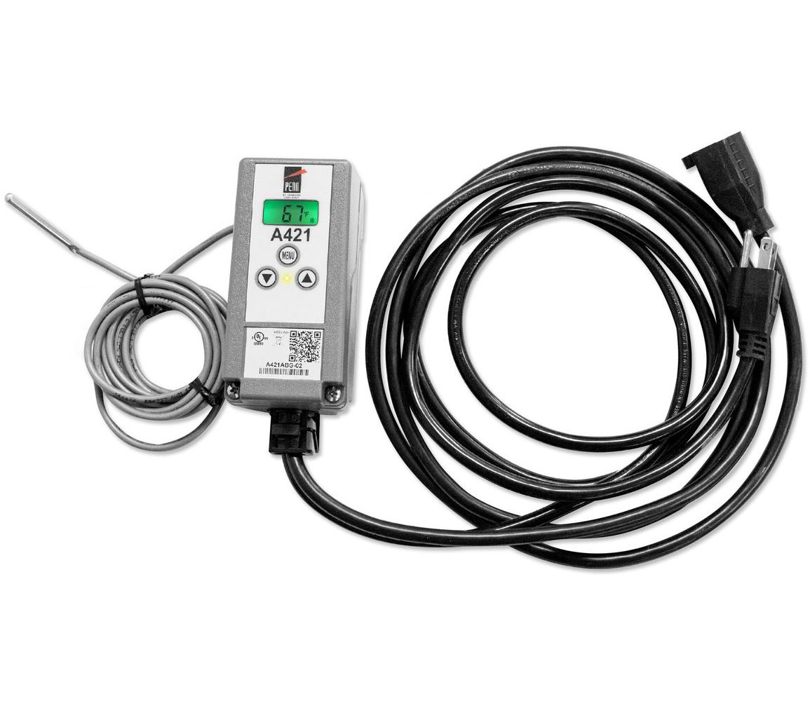 Johnson Controls A421abg 02c Digital Temperature Control