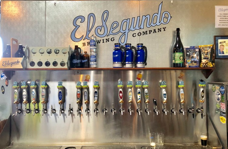 El Segundo Brewing Review