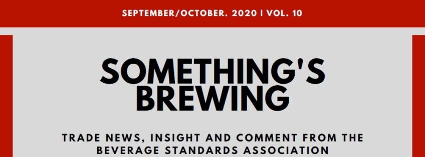 Something's Brewing September/October 2020