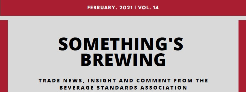 Something's Brewing February 2021