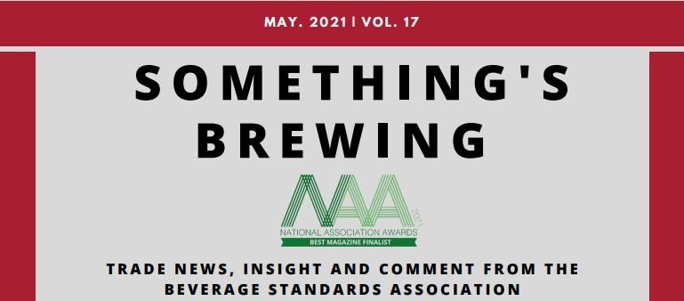 Something's Brewing May 2021