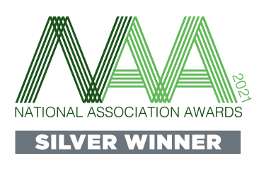 Something's Brewing win Silver Award