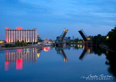 Joliet Bridge & Harrah's Casino