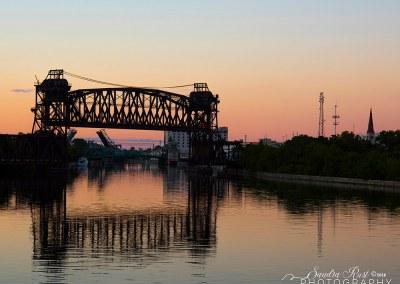Rail Lift Bridge Joliet IL