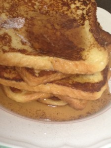French Toast oder Arme Ritter