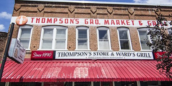 Visit NC's Oldest Grocery Store in Saluda