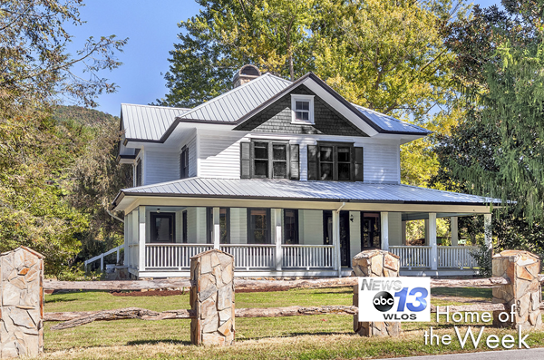 WLOS Home of the Week: 615 Rose Hill Road