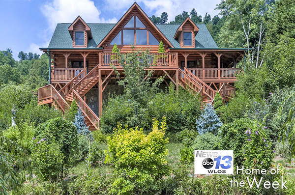 WLOS Home of the Week: 83 October Scenic Drive