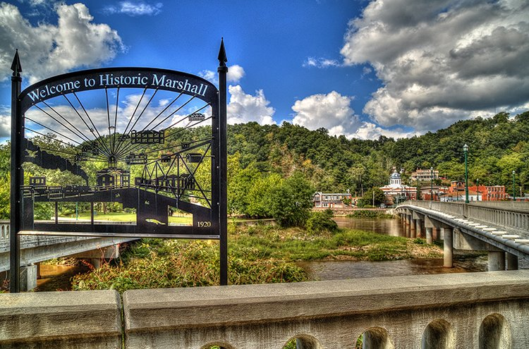Marshall is Thriving Thanks to its Arts and Community