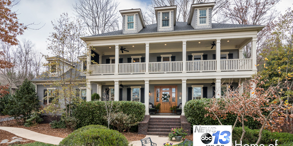 WLOS Home of the Week: 101 Lake Drive