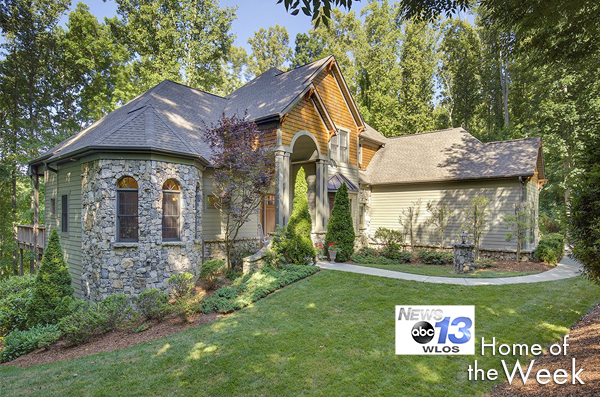WLOS Home of the Week: 18 Fall Mountain Road