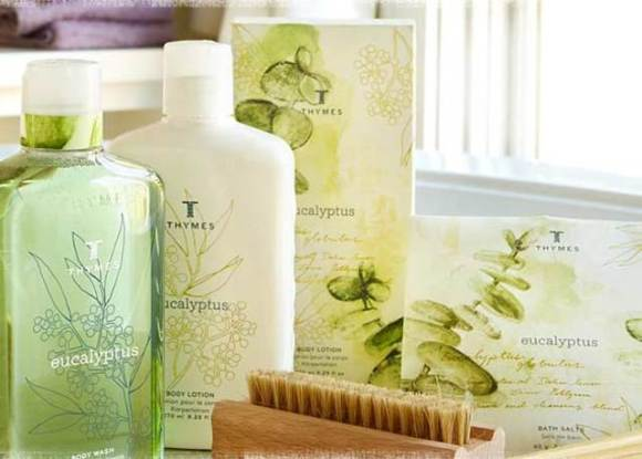 Hendersonville: Looks at the Thymes at Homestead Linens & Gifts