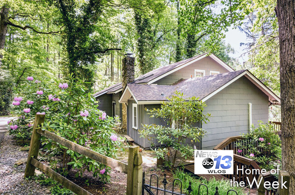 WLOS Home of the Week: 97 Rolling Drive