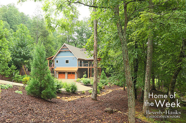 Beverly-Hanks Home of the Week: 134 Chapel Point Road