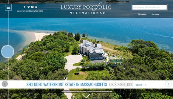 We're Local, We're Global—Thanks to Luxury Portfolio International