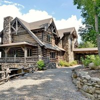 View the Maggie Valley Luxury Home that Broke all the Records!