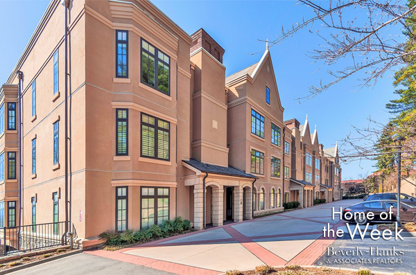 Beverly-Hanks Home of the Week: 288 Macon Avenue #108