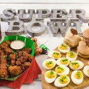 5 Homes for Hosting an Unbeatable Big Game Feast