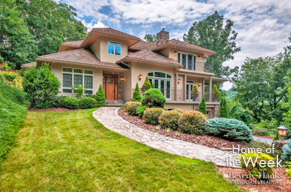 Beverly-Hanks Home of the Week: 180 Lobelia Lane in Waynesville