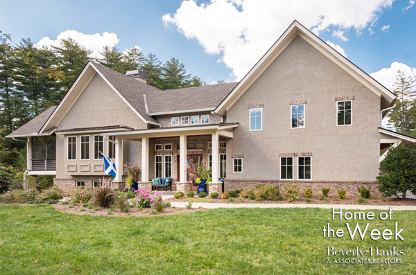 Beverly-Hanks Home of the Week: 6 Beadle Lane in Asheville